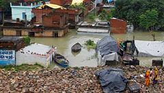 Indické řeky Ganga a Jamuna získaly stejná práva jako lidé