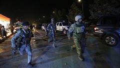 Na univerzitu v Kábulu zaútočil patrně Taliban, zemřelo 14 lidí