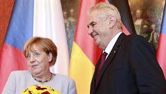 PETRÁČEK: 'Máš tu plot': Zklamání Merkelové z nevstřícnosti Východu je patrné