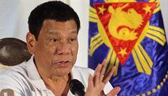 'Zastřelte je.' Filipínský prezident nařídil policii, ať lidi porušující karanténu nešetří