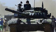 Na Tankový den v Lešanech přišlo 25 tisíc návštěvníků
