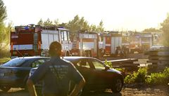 V Česku platí kvůli suchu výstraha. Hrozí požáry