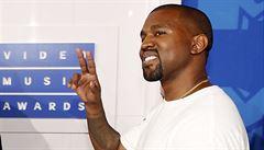 Raper Kanye West chce kandidovat na prezidenta USA, Amerika prý musí naplnit slib Bohu