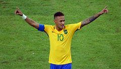 Ať pásku nosí někdo jiný. Neymar se vzdal funkce brazilského kapitána