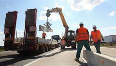 Dálnici D1 u Jihlavy zrekonstruují Vodohospodářské stavby za 590 milionů