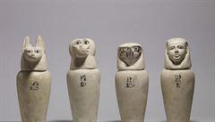 Zeptali jsme se vědců: Proč se egyptským mumiím nechávaly v těle srdce a ledviny?