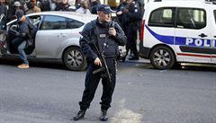 Francie překazila pokus dvou mužů egyptského původu o atentát