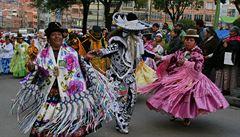 Móda bolivijských domorodých žen dobývá svět