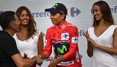 Odveta za Tour de France: Quintana poprvé vyhrál Vueltu, Froome potřetí druhý