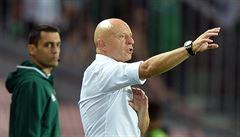 Nerad bych synovi pokazil v Hamburku pověst, říká před zápase s Němci Jarolím