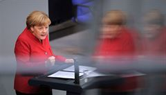 Merkelová není po 11 letech na sjezdu CSU. Strany rozdělily názory na migrační krizi
