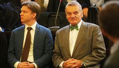 Soud osvobodil pražského exprimátora Hudečka i ostatní obžalované v kauze opencard