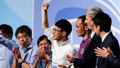 Peking se zlobí. V hongkongském parlamentu jsou 'lokalisté', kteří Čínu neradi