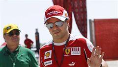Po 14 letech řekl Massa sbohem F1. Itálie je můj domov, chtěl jsem se loučit tady