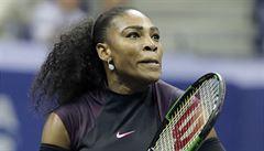 Serena vyrovnala na US Open rekord Navrátilové, vyhrála 306. zápas na grandslamu