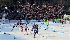 Biatlonoví fanoušci mají smůlu. Pořadatelem MS 2021 bude Rusko