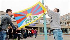 Tibetskou vlajku dnes vyvěsí v Česku stovky měst a desítky škol