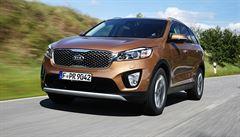Proti proudu. Prodeje automobilek Peugeot, Toyota a Kia rostly, i díky SUV modelům