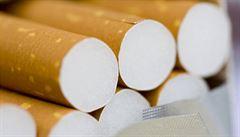 Spotřební daň z tabáku se opět zvedne, krabička cigaret zdraží o 2 koruny
