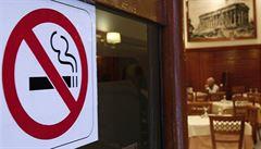 Šéf zdravotnického výboru: Kdy schválíme zákaz kouření v hospodách, netuším