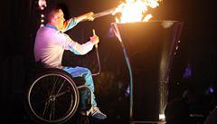 Začínají paralympijské hry, Češi věří cyklistovi Ježkovi