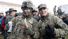 Americká armáda prohrává boj s obezitou, vojáci jsou tlustější