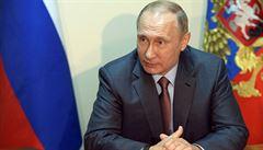 Putin telefonoval s Trumpem. Chtějí 'normalizovat vztahy' a spojit síly proti terorismu