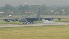 Jak se provádí jaderný útok? I to řekli piloti amerických bombardérů na Dnech NATO