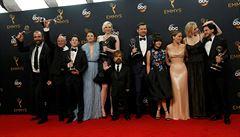 Seriál Hra o trůny vytvořil rekord v historii cen Emmy
