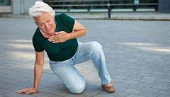 Při infarktu je nejdůležitější rychle přivolat sanitku