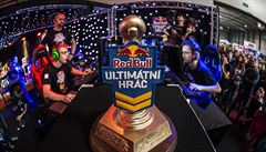 Red Bull Ultimátní hráč: Ten nejlepší zvládne všechno