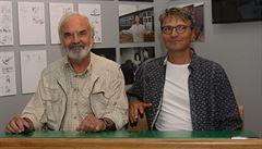 Začalo natáčení nové komedie Zdeňka a Jana Svěrákových Betlémské světlo