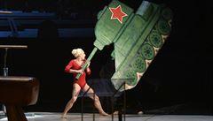 Poslední sbohem. Sportovci a politici se v Národním divadle rozloučili s Věrou Čáslavskou
