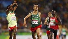 Hendikepovaní? Čtyři paralympionici zaběhli 1500m rychleji než olympijský vítěz