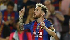 'Messi školil soupeře jako kluky na dvorku'. Po zranění znovu září