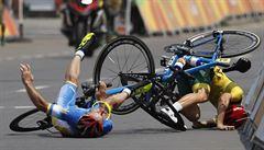 Tragédie na paralympiádě v Riu: íránský cyklista zemřel po pádu na kámen