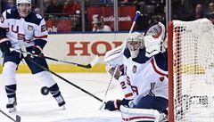 Zámořský šlágr o všechno: dají Američané ještě českým hokejistům naději?