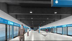 Metro D nabírá další zpoždění. Start nové linky se protáhne minimálně o rok