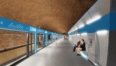 Praha dovolí do podoby metra D zasáhnout jen trochu. Protestující mají smůlu