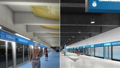 Jak bude vypadat nové metro? Praha jednání odložila. Plivla nám do tváře, říká autor petice