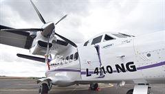 Výrobce letadel nám dluží miliony za stravenky a další benefity, zlobí se zaměstnanci