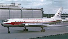 Revoluční TU -104 vzlétl před 60 lety. Z ČSA udělal jednoho z 'tryskových' průkopníků