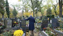 Hřbitovy nabízí k online koupi opuštěné hroby na Vinohradech, Olšanech i v Ďáblicích