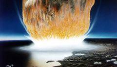 Zeptali jsme se vědců: Opravdu za vymírání na konci druhohor může dopad meteoritu?