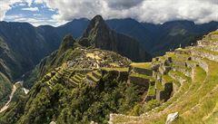 K peruánskému Machu Picchu pěšky a za pouhých deset dolarů