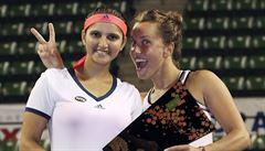 Úspěch v Tokiu. Strýcová získala s Mirzaovou druhý společný titul