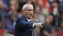 Místo obhajoby dva body od sestupu. Ligu mistrů hoďte za hlavu, vyzývá kouč Leicesteru