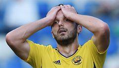 Zlín opět ztratil, doma remizoval s Bohemkou. Jihlava nevyhrála ani 11. zápas v lize