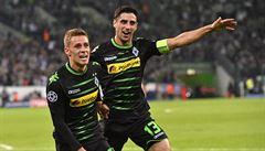 Bundesliga má nečekané lídry. Díky pěti brankám do sítě Koubka jde do čela M'gladbach, druhý je Wolfsburg