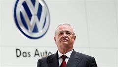 Bývalý šéf Volkswagenu se prý podílel na utajování manipulace s emisemi